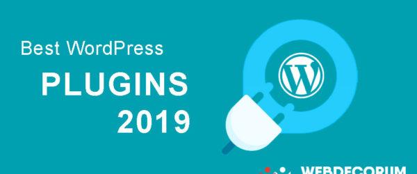best-wordpress-plugins-2019