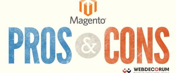 Magento-Pros-Cons