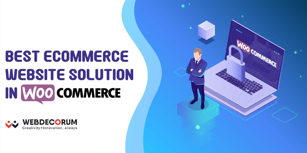 best eCommerce website solution in WooCommerce
