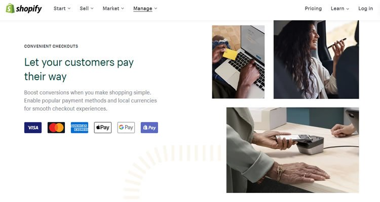 Shopify Third-Party Payment Gateways